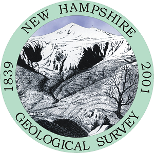 logo for the New Hampshire Geological Survey